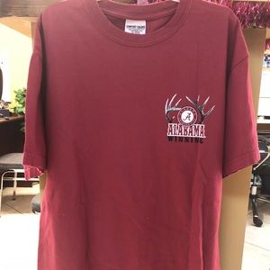 BNWT. Unisex Alabama Shirt